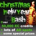 contestbanner125x125 Christmas and New Year Bash huge contest for bloggers!