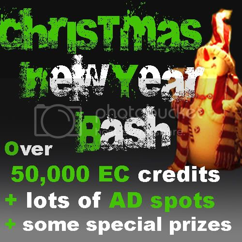 contestbanner500x500 Christmas and New Year Bash huge contest for bloggers!